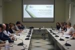 """Представяне на проект """"Мерки за преодоляване на демографската криза в Република България"""" пред Министерството на труда и социалната политика"""
