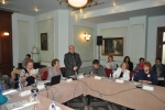 """Кръгла маса """"Джендърни ефекти от политиката за удължаване на трудовата заетост в България"""" - след събитието"""