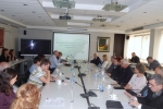 """Кръгла маса: """"Демографската ситуация в България – изчезващ вид ли са младите предприемачи"""""""